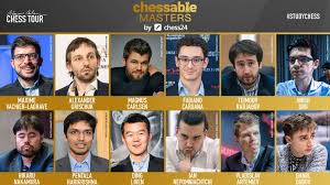 Chessable Masters 2020 (online)