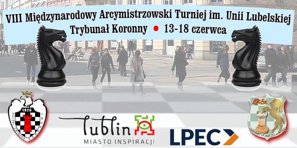 VIII FESTIWAL SZACHOWY LUBLIN 2016
