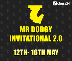 Mr Dodgy Invitational (online)
